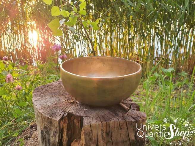 """Bol Chantant Tibétain """"Traditionnel"""" aux 8 métaux – 13"""