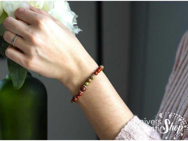bracelet création consciente pour femme et une sexualité sacrée retrouvé