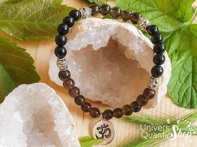 Bracelet douceur & réconfort pour chasser les phobies et retrouver assurance et confiance - Lithothérapie