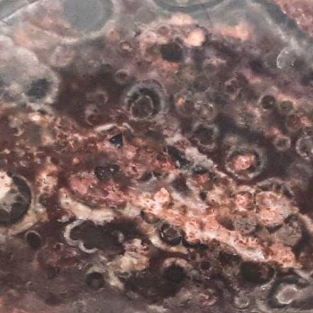 Composition chimique du jaspe léopard