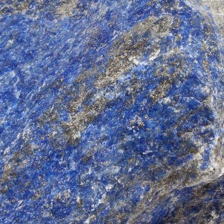 Composition chimique de la pierre lapis lazuli