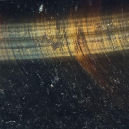 Composition chimique de la pierre œil de faucon