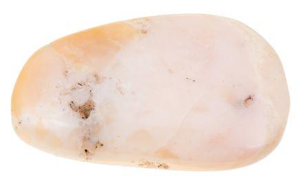 Propriétés & vertus de l'opale rose des Andes