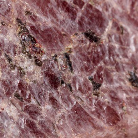 Composition chimique de la pierre rubis