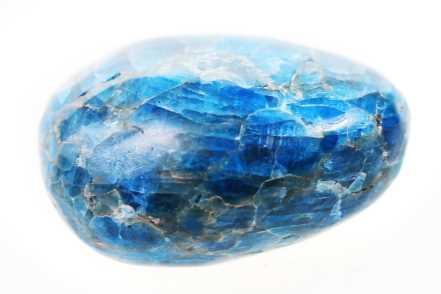 vertu apatite bleue
