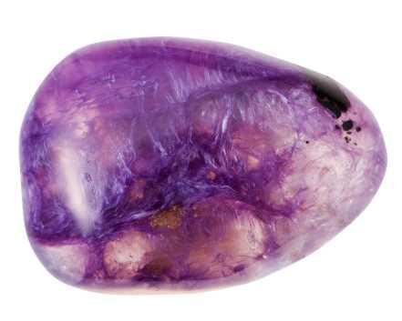 Bienfaits de la pierre charoïte