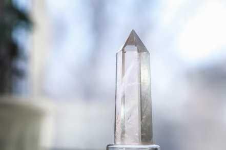 Propriétés & vertus du cristal de roche