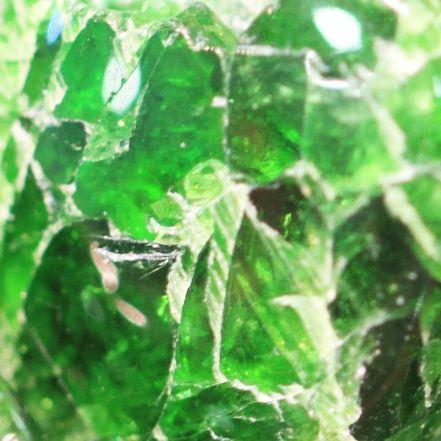 Composition chimique du diopside vert