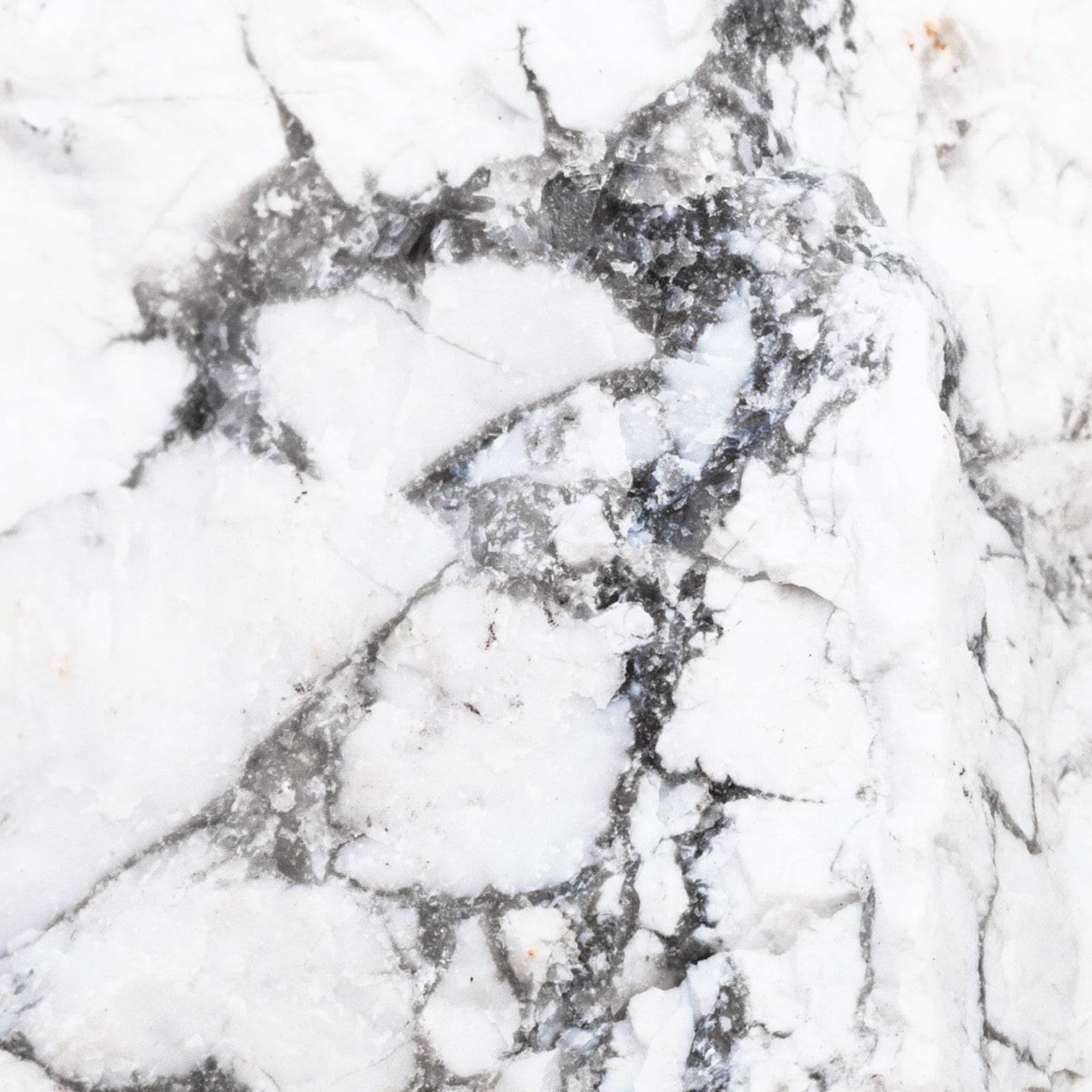 Composition chimique de la howlite blanche