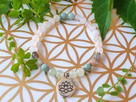 Bracelets en pierres naturelles Made in France !