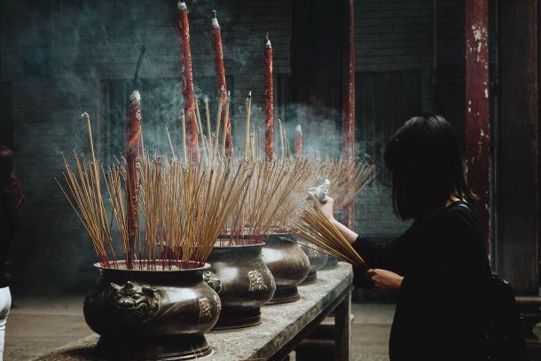 Les origines de la fumigation