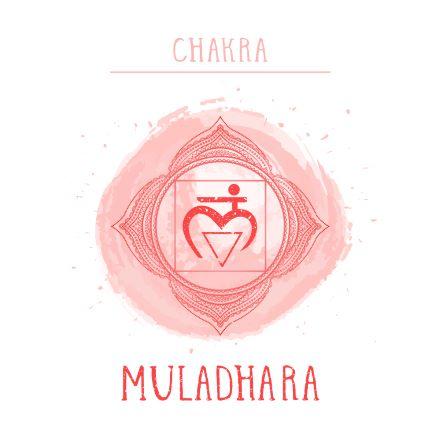 Signification du chakra sacré : Muladhara