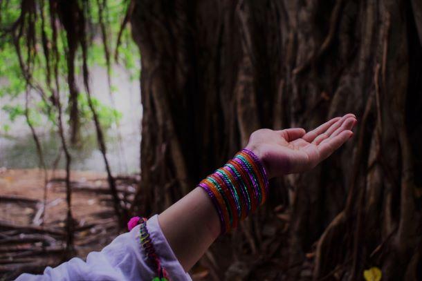 Le rôle de l'arbre durant la méditation