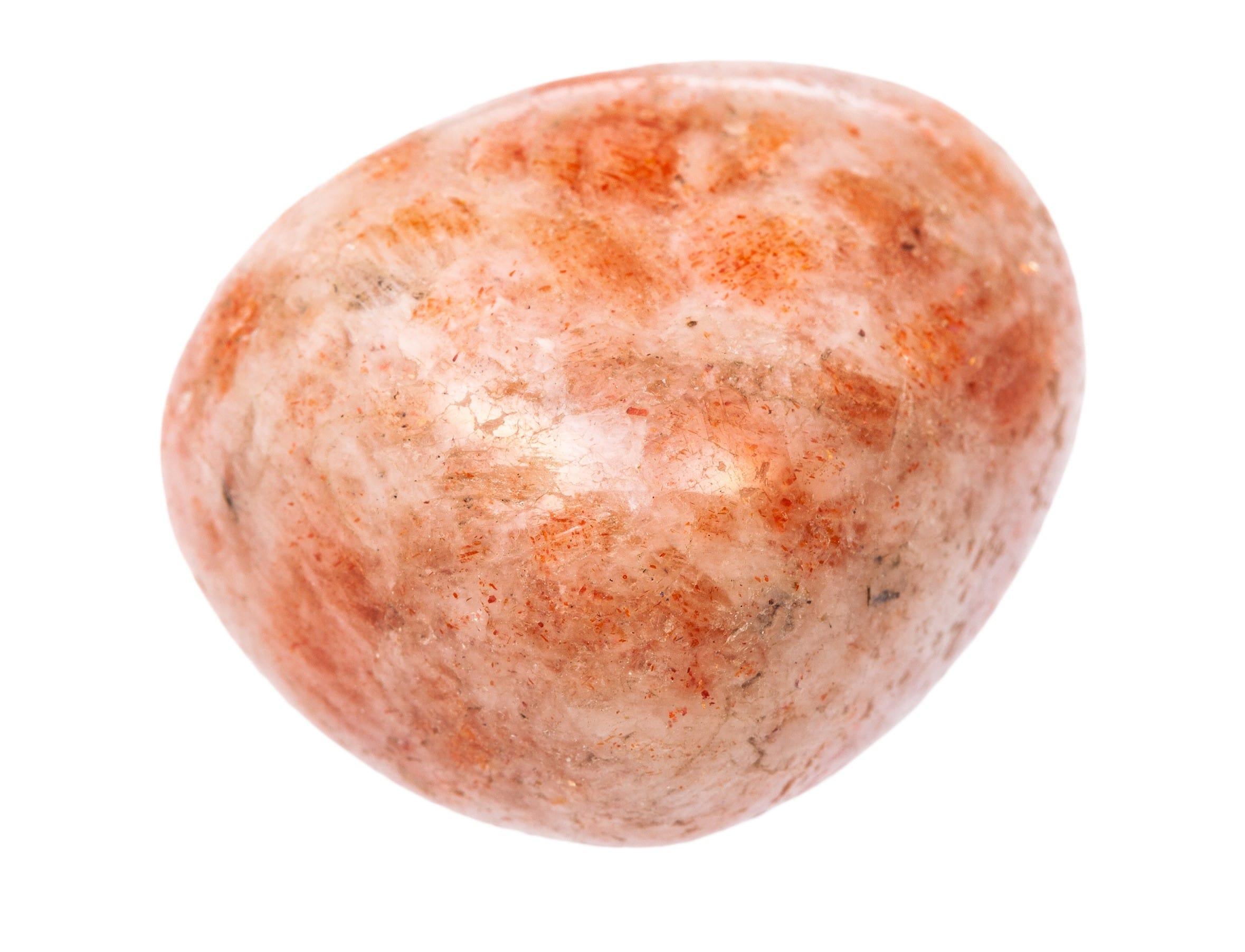 La pierre de soleil pour une énergie chaleureuse