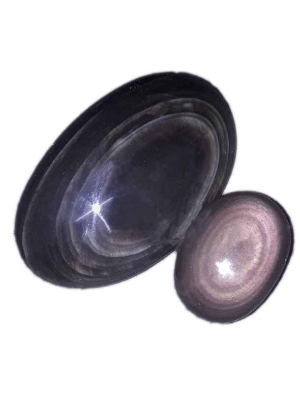 Obsidienne oeil céleste : vertus et bienfaits