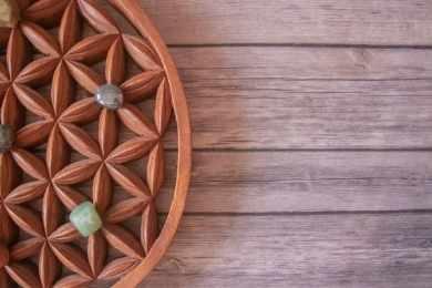 La purification à l'aide de symboles sacrés