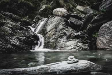 La purification à l'eau