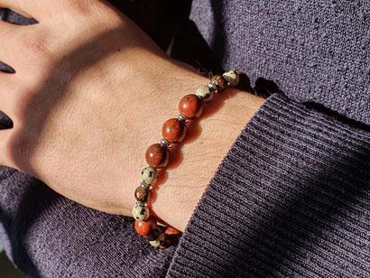 Bracelet création consciente pour homme sexualité sacrée, comment activer l'énergie de votre bracelet création consciente